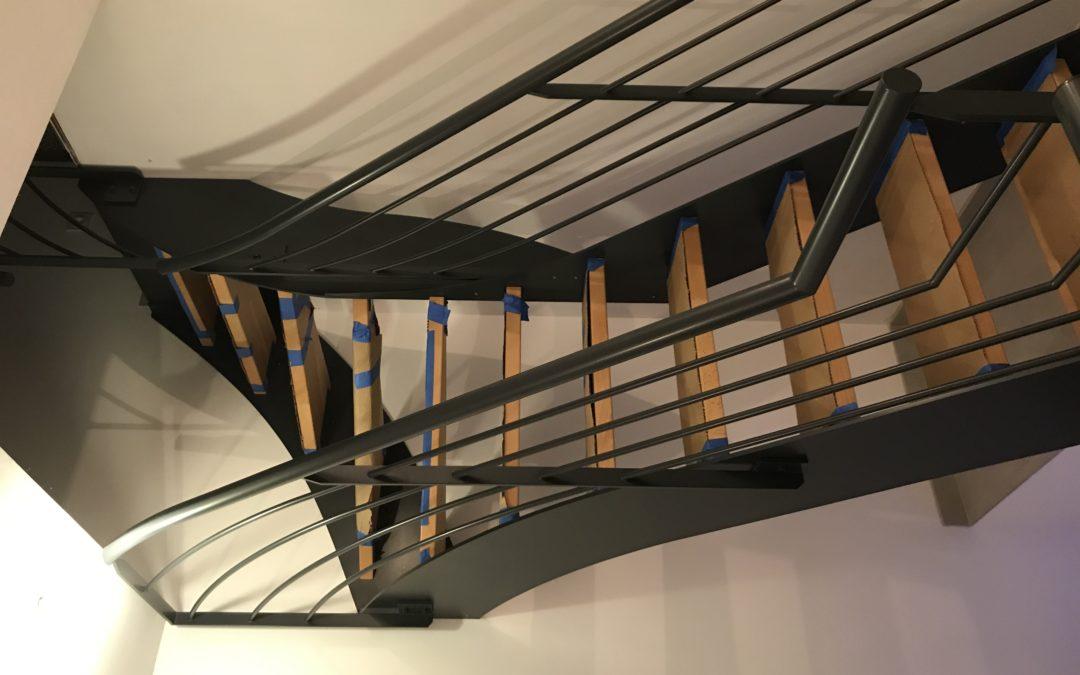 Escaliers sur-mesure à Strasbourg : les formes disponibles