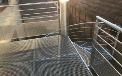 Vous rêvez d'un escalier design à Strasbourg ?